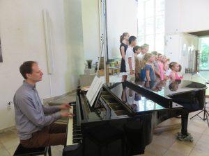 Liedboekliederen voor kinderen